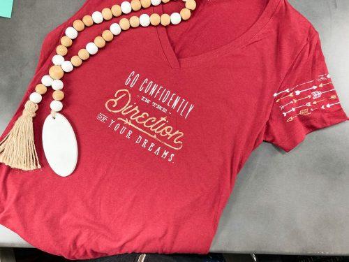 February Club Couture tshirt