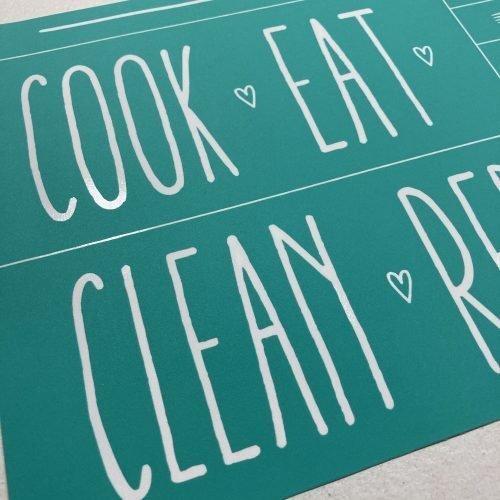 Cook Eat Clean Repeat: Creative Kit Pre Order